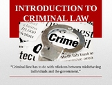 PPT Street Law:  A Course in Practical Law:  Chapter 8 Int
