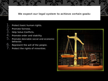 PPT Street Law:  A Course in Practical Law by: Glencoe  Chapter 1  Power Point