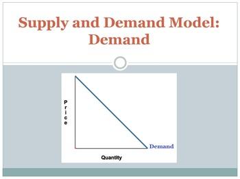 PPT - Supply & Demand: Demand