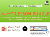 The Scientific Method PREMIUM LESSON BUNDLE | Distance Learning