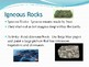 PPT- The Rock Cycle