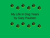 PPT Trivia My Life in Dog Years by Gary Paulsen