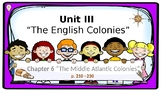 PPT  US History Chapter 6 The Middle Atlantic Colonies Pre