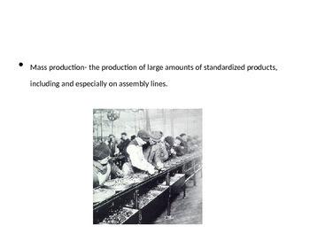 PPT on Industrial Revolution