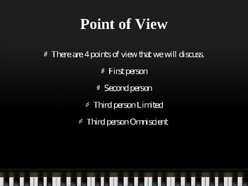 PPT on Point of View
