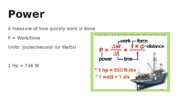 PPT on Power and Ohms Law