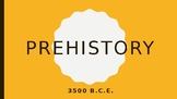 PPT on Prehistory - Introduction