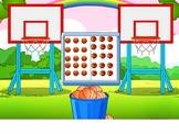 PPT: sticky ball game-basketball game