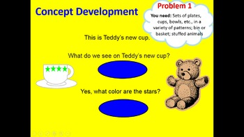 PPT to go with Engage NY Kindergarten Grade Common Core Math Module 1-Topic A