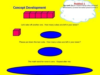 PPT to go with Engage NY Kindergarten Grade Common Core Math Module 1-Topic D