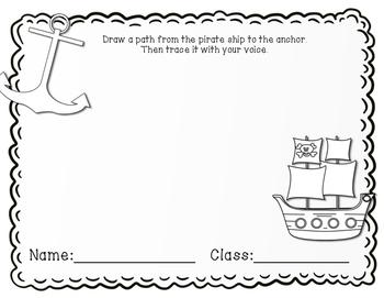 Pirate Vocal Explorations