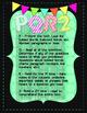 PQR2 Posters & Comprehension Questions