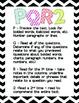 PQR2 - Test-Taking Reading Strategies