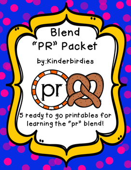 PR Blend Packet