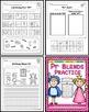 PR Blend Practice Printables