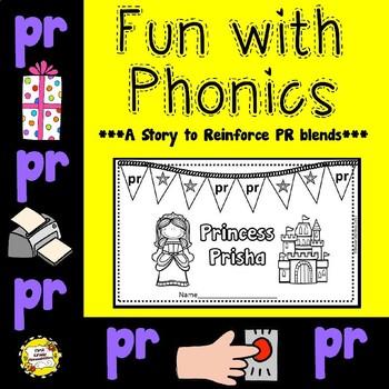 PR Blend: Princess Prisha (Booklet/Story)