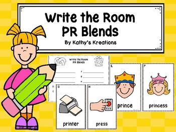 PR Blends Write The Room