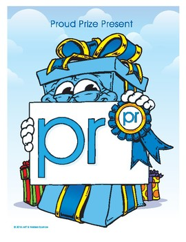 PR (Proud Prize Present) Blend Buddy Poster