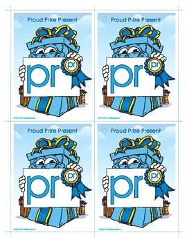 PR (Proud Prize Present) Blend Buddy Card