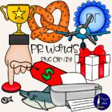 PR Words Clip Art