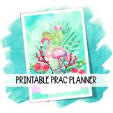 PRAC PLANNER 2018 'OASIS'