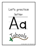 PRACTICE LETTER A