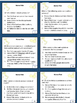 PRACTICE Marco Polo Task Cards Activity