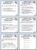PRACTICE Not Quite Quiet As A Mouse Task Cards Activity