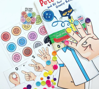 PRE-K LESSONS LITERACY SPEECH LANGUAGE BUTTONS FREE