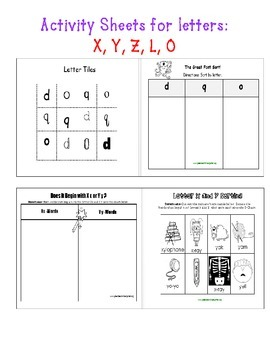 PRE-K Lesson Plans MONTH 5 Bundle by GBK!!!! New!!