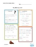 "ARCTIC ANIMALS PRESCHOOL SCIENCE CENTER~POLAR BEARS~WALRUSES~ ""BLUBBER GLOVES"""