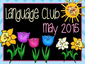 May 2015 Language Club