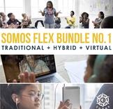 SOMOS Level 1 Digital bundle 1: Level 1 Units 1-5