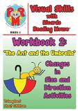 PRE-READING Visual Skills Series 2: Workbook 2 - Changes i