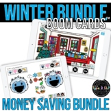 WINTER THEMES BUNDLE Boom Cards™ for Speech Therapy