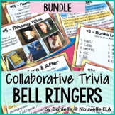 Collaborative Bell Ringers - Team Trivia, Puzzles, Riddles (Bundle)