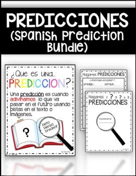 PREDICCIONES (Prediction Poster Spanish)
