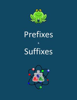 PREFIX.SUFFIX STUDY