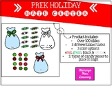PREK Holiday Math Center