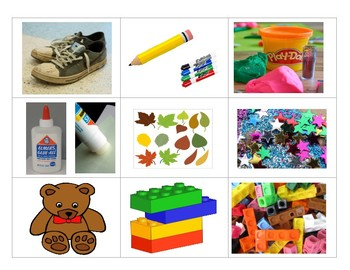 PREK THEME Back to School, Safety, All About Me, Safe to Eat or Not, Sensory Bin
