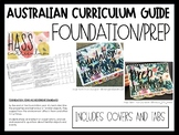 PREP/FOUNDATION/PRE PRIMARY Curriculum Booklet