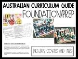 PREP/FOUNDATION/PRE PRIMARY Curriculum Booklet