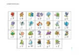 PREP YEAR 1 AND YEAR 2 ABC MATCHING GAME