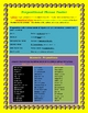 PREPOSITIONAL POSTERS