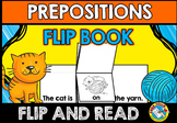 PREPOSITIONS ACTIVITY (FLIP BOOK)