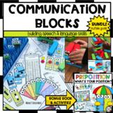 PREPOSITIONS SPEECH worksheets BOOK & BUNDLE!