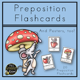 PREPOSITIONS WITH LITTLE MOUSE