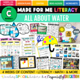 PRESALE: All About Water (Made For Me Literacy: Level C, B