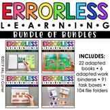 Bundle of Errorless Learning Bundles   Over 200+ Activitie