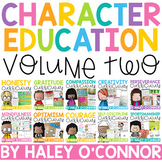 Character Education Curriculum Bundle {Volume 2}